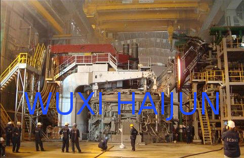 High Yield Metallurgical Equipment Electric Arc Furnaces Billet Machine