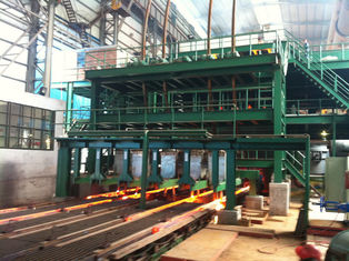 China R4M 1S Continuous Casting Machine For Steel , Rigid Dummy Bar for Medium and private investment steel plant supplier
