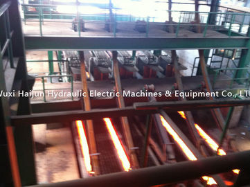 China Arc 11R Steel Billet Continuous Casting Machine Customized Dimension supplier