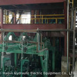China High Yield Metallurgical Equipment Electric Arc Furnaces Billet Machine supplier