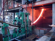 China R8M 5S Continuous Cast Billets , Automatic Straight Ladle Turret factory