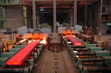 China R6m / R8m Billet CCM Steel Casting Slabs / CCM Casting Machine ISO 9001 Certification distributor