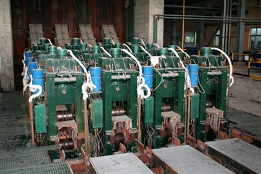 China OEM Steel CCM Round Billet Casting Machine with Cooling Bank distributor