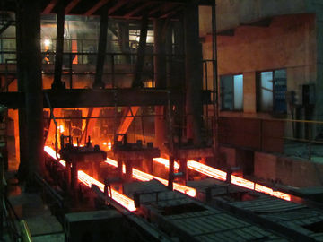 China R4M 2S Continuous Casting Machine for Steel Billets , Ccm Machine distributor