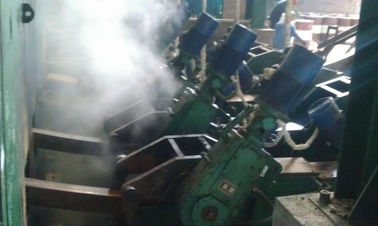 China Ladle Turret Continuous Casting Plant R8M CCM  30T per Hour  ISO 9001 Certification distributor