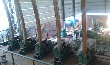 China 80ton Continuous casting machine for steel billets 100x100 160x160 distributor
