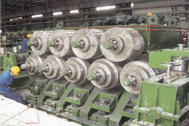 China Custpmized Rolling Mill Machine Hot Rolling Steel Angle Production Line distributor