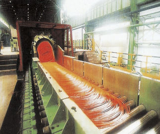 China Profill Steel Rolling Mill Equipment / Hot Rolled Wire Equipment distributor