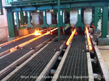 China Open Billet Continuous Casting Machine 1 strand and 10T per hour distributor