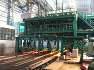 R4M 1S Continuous Casting Machine For Steel , Rigid Dummy Bar for Medium and private investment steel plant