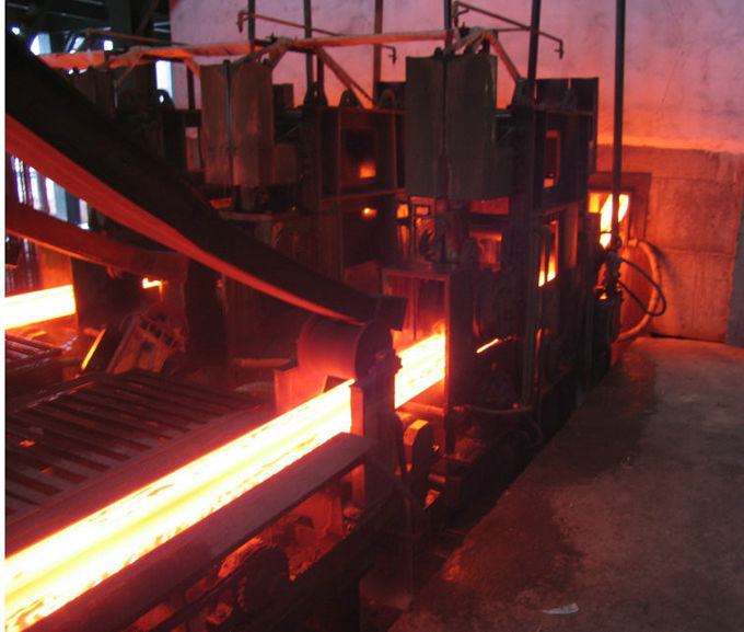 Rigid Continuous Casting Equipment Automatic Water Distribution Integration