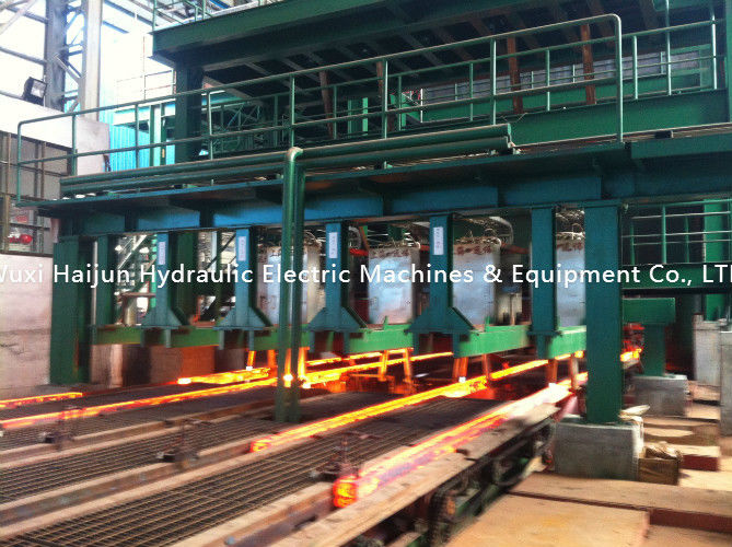 Arc 11R Steel Billet Continuous Casting Machine Customized Dimension